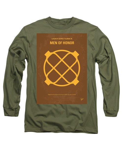 No099 My Men Of Honor Minimal Movie Poster Long Sleeve T-Shirt