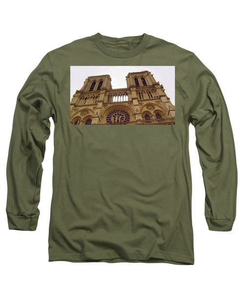 Notre Dame Long Sleeve T-Shirt