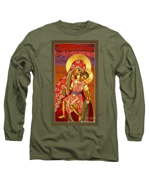 Nuestra Senora De Las Sandias 008 Long Sleeve T-Shirt