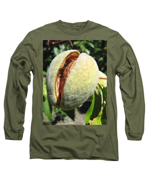 Nut Case Long Sleeve T-Shirt
