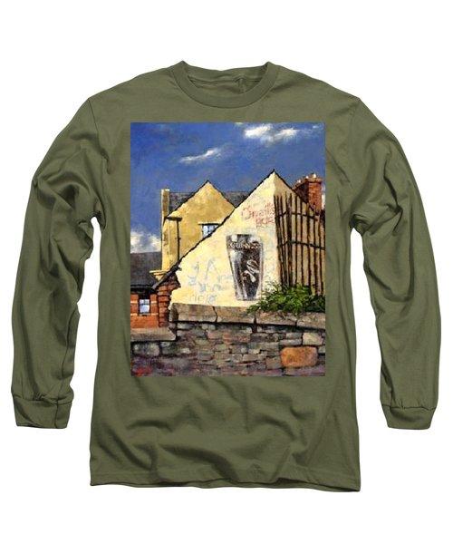O Neils Bar Londonderry  Long Sleeve T-Shirt