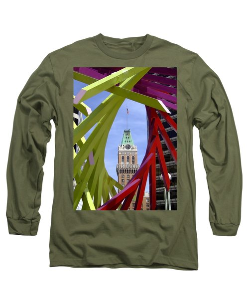 Oakland Tribune Long Sleeve T-Shirt