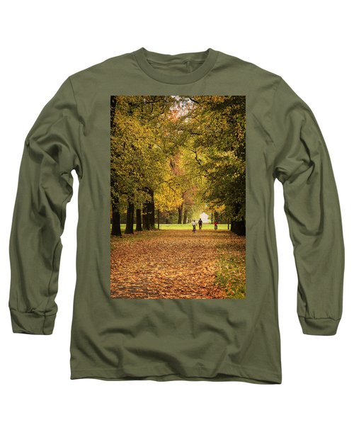 October Long Sleeve T-Shirt