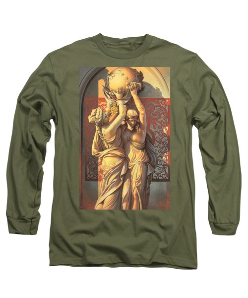 Offering Long Sleeve T-Shirt