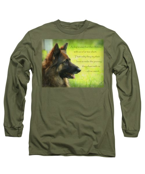 Oh So Sweet Long Sleeve T-Shirt