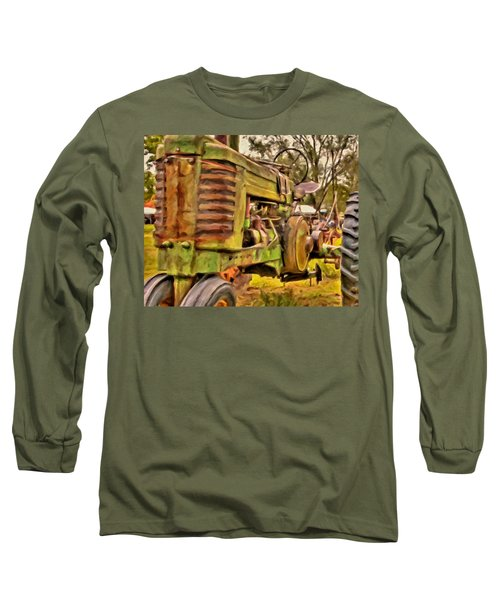 Ol' John Deere Long Sleeve T-Shirt