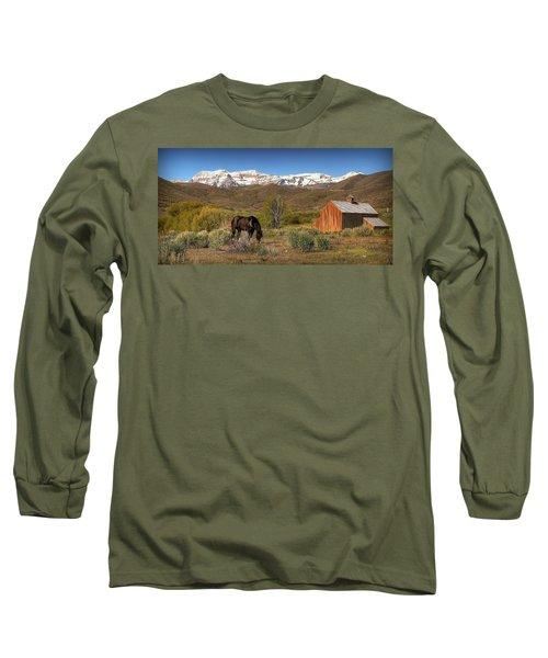 Ol Tates Barn Long Sleeve T-Shirt