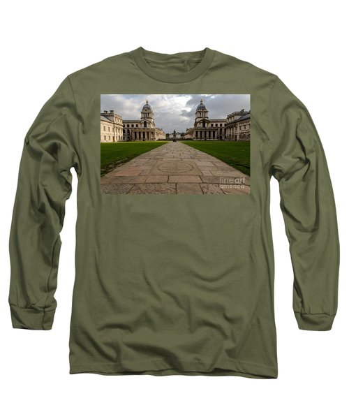 Old Royal Naval College Long Sleeve T-Shirt
