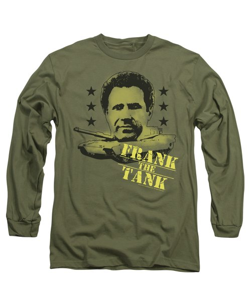 Old School - Frank The Tank Long Sleeve T-Shirt