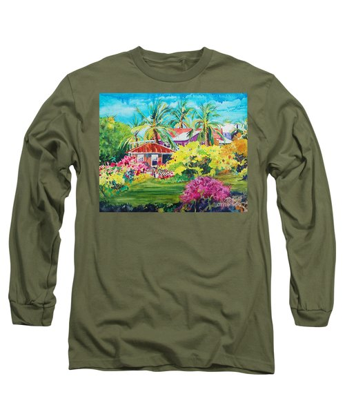 On The Big Island Long Sleeve T-Shirt