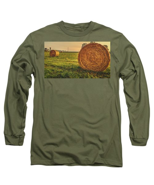 On The Field  Long Sleeve T-Shirt