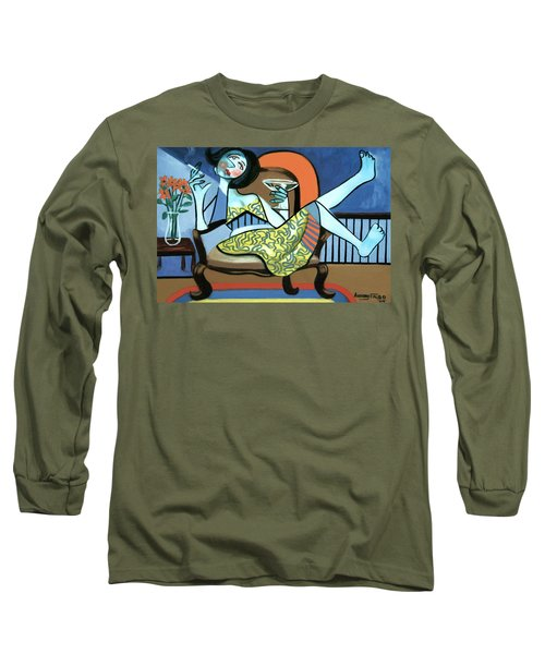 One More And I Got To Go  Long Sleeve T-Shirt