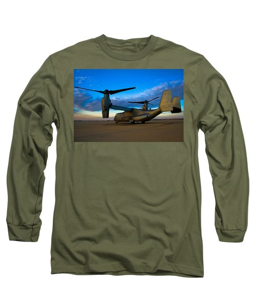 Osprey Sunrise Series 1 Of 4 Long Sleeve T-Shirt