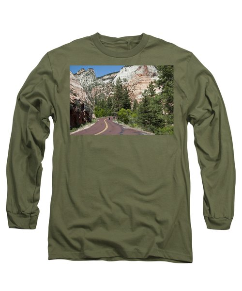 Out For A Ride Long Sleeve T-Shirt