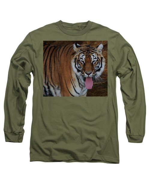 Out Of Africa  Tiger 2 Long Sleeve T-Shirt
