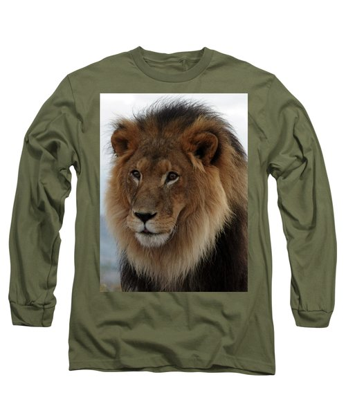 Out Ofafrica  Lion 4 Long Sleeve T-Shirt