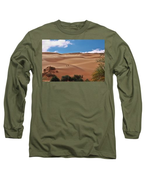 Over The Dunes Long Sleeve T-Shirt