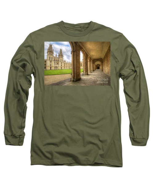 Oxford University - All Souls College 2.0 Long Sleeve T-Shirt