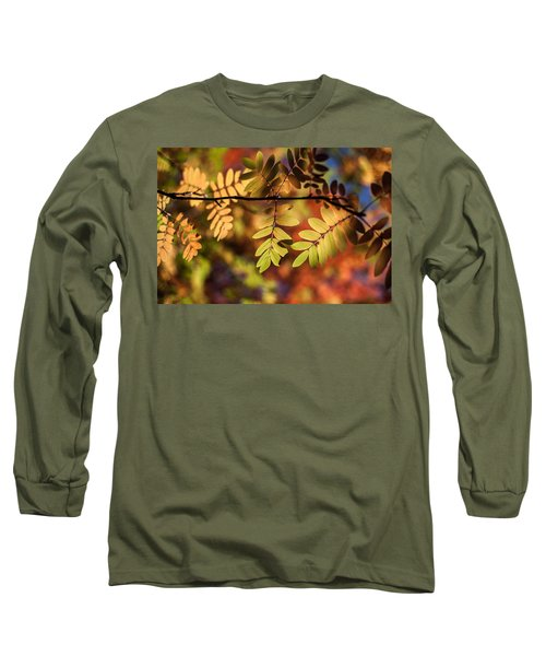 Long Sleeve T-Shirt featuring the photograph Paint  by Aaron Aldrich