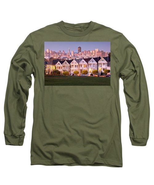 Painted Ladies Long Sleeve T-Shirt