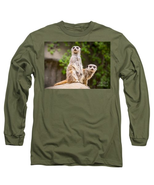 Pair Of Cuteness Long Sleeve T-Shirt