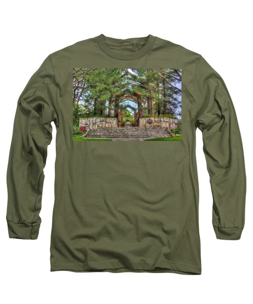 Palos Verdes Stone And Glass Long Sleeve T-Shirt