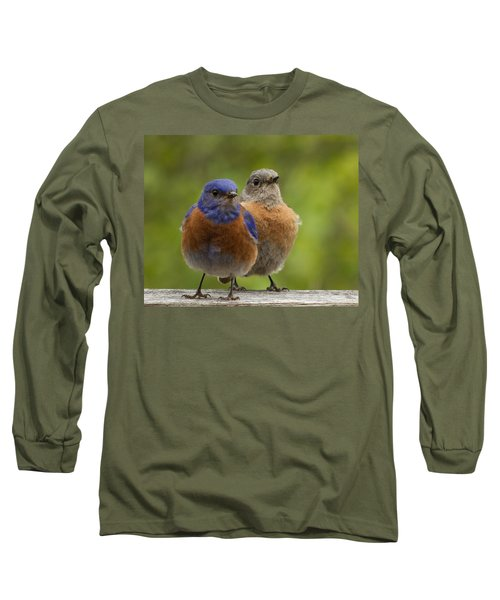 Pals Long Sleeve T-Shirt by Jean Noren
