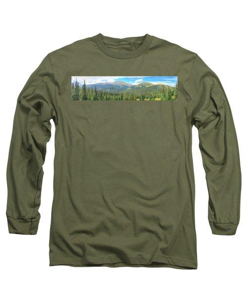 Panoramic Boreas Pass Long Sleeve T-Shirt