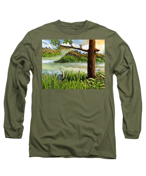 Paradise  Long Sleeve T-Shirt