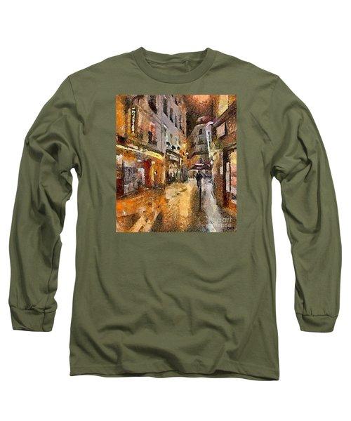 Paris St. Germain Long Sleeve T-Shirt