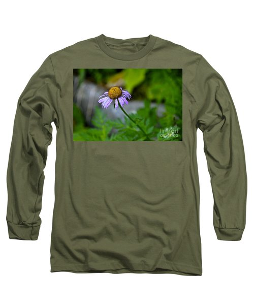 Long Sleeve T-Shirt featuring the photograph Past Prime by Sean Griffin