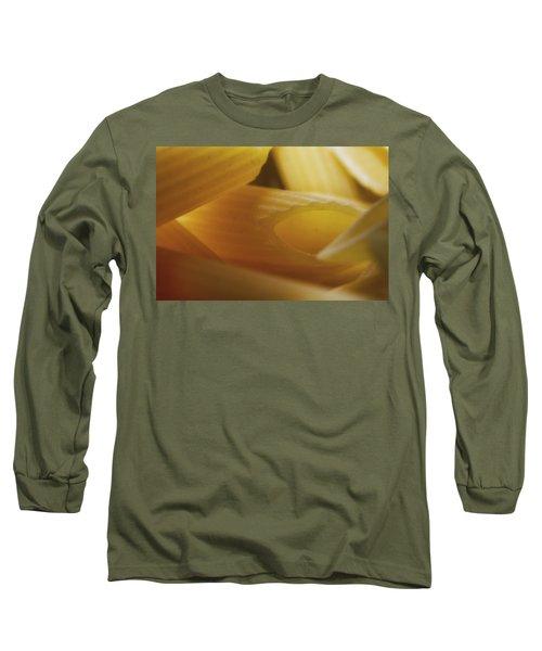 Pasta Macro Long Sleeve T-Shirt