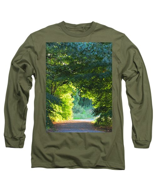 Path To The Light Long Sleeve T-Shirt