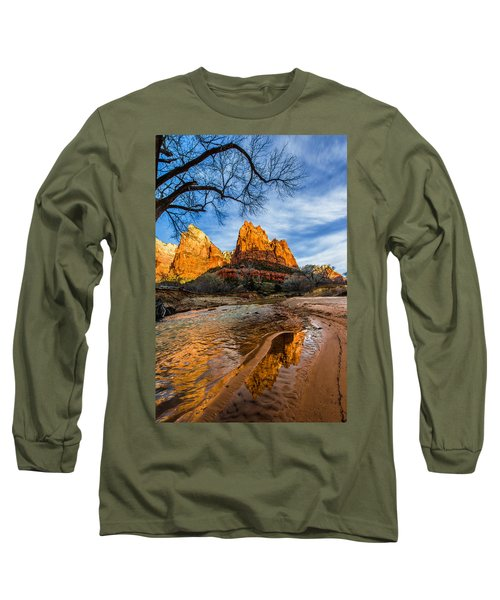 Patriarchs Of Zion Long Sleeve T-Shirt