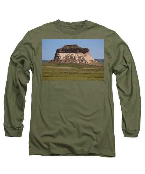 Pawnee Buttes Long Sleeve T-Shirt