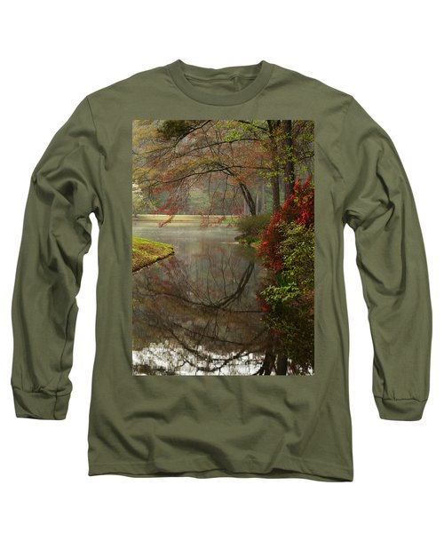Peace In A Garden Long Sleeve T-Shirt