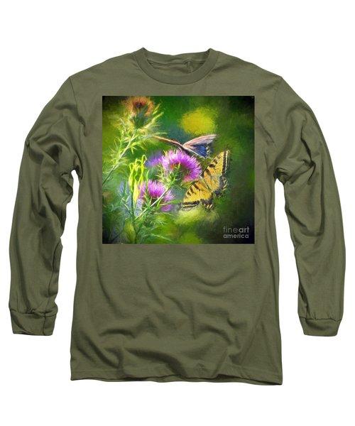 Peaceful Easy Feeling Long Sleeve T-Shirt