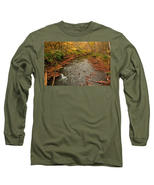 Peaceful Fall Long Sleeve T-Shirt