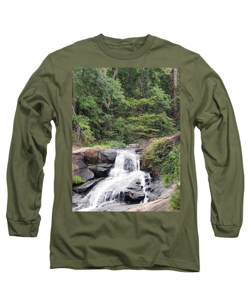 Peaceful Retreat Long Sleeve T-Shirt