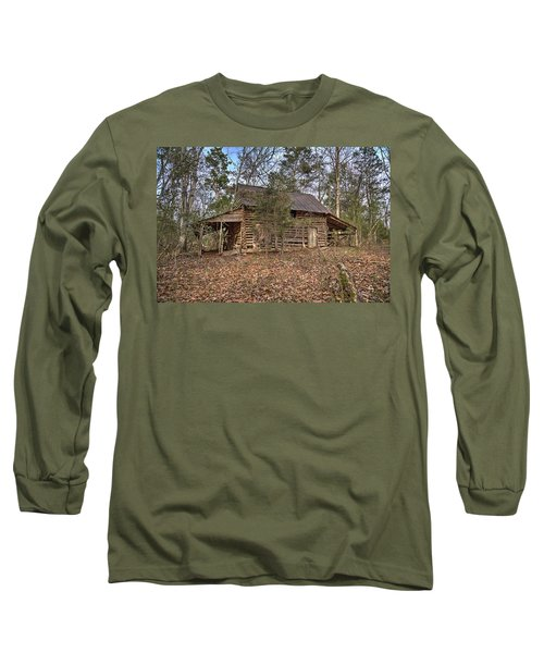 Peak Ruins-2 Long Sleeve T-Shirt