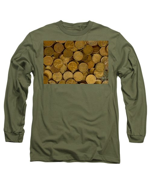 Pennies Long Sleeve T-Shirt