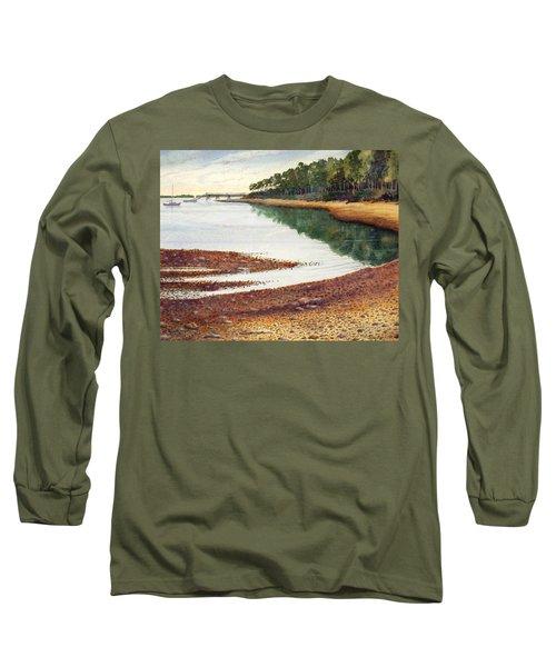 Penobscot Bay Long Sleeve T-Shirt