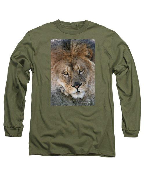 Pet Me Long Sleeve T-Shirt by Judy Whitton