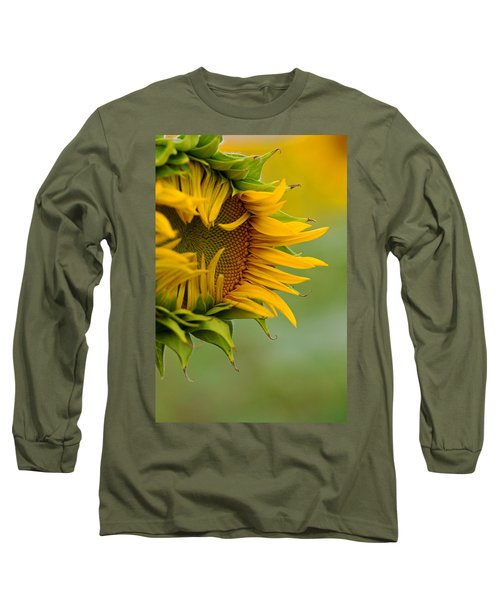 Long Sleeve T-Shirt featuring the photograph Petals by Ronda Kimbrow