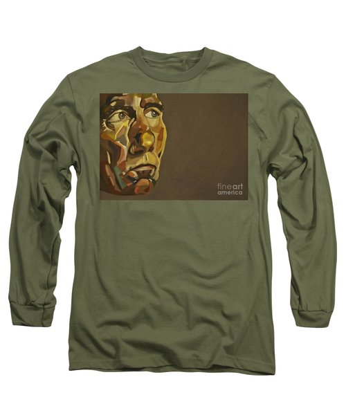 Pete Postlethwaite Long Sleeve T-Shirt