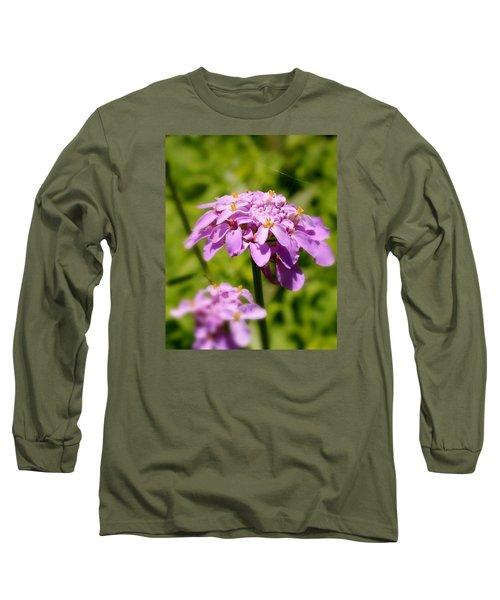 Petite Parasol Long Sleeve T-Shirt by Elizabeth Sullivan