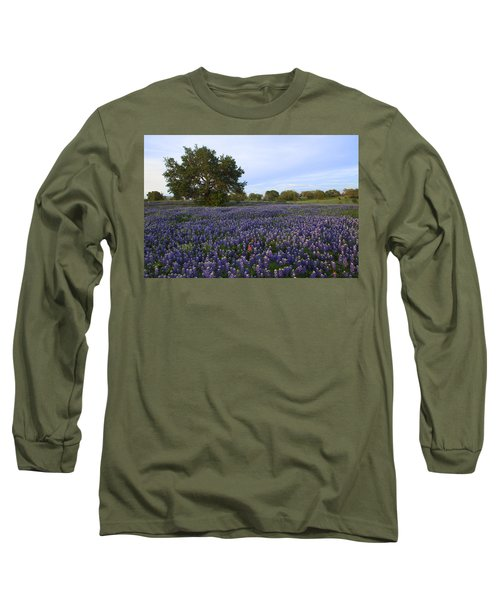 Picture Perfect Long Sleeve T-Shirt by Susan Rovira