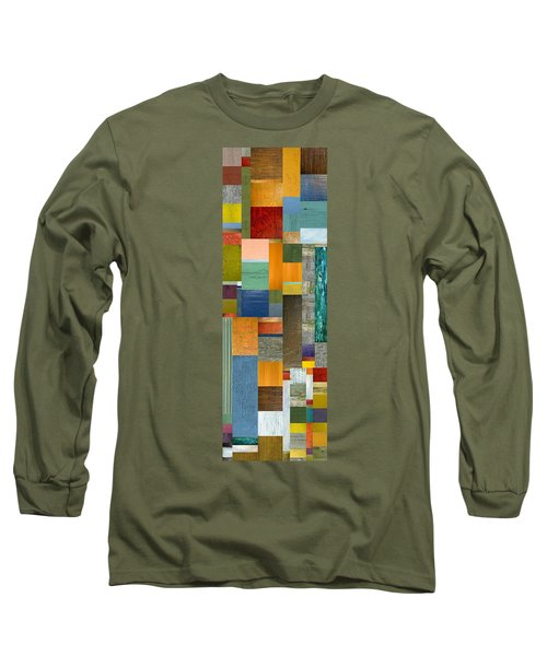 Pieces Parts V Long Sleeve T-Shirt