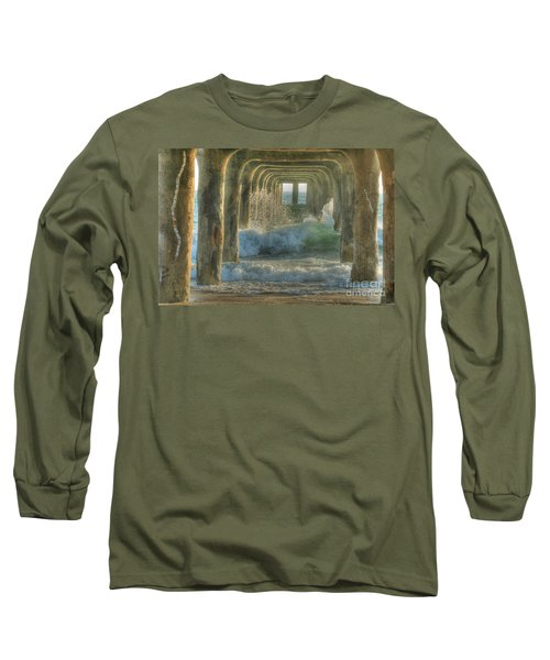 Pier Arches Long Sleeve T-Shirt