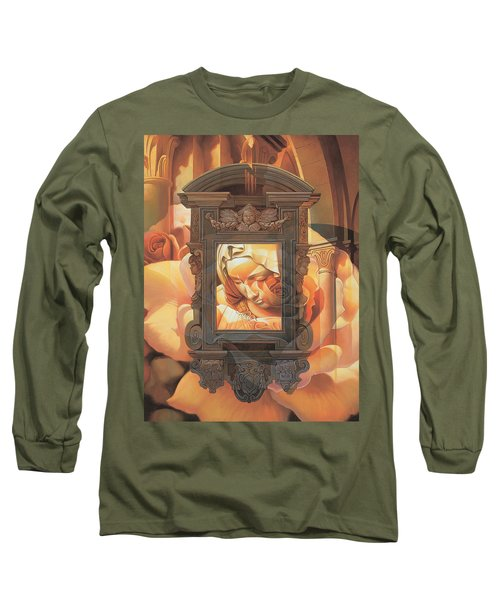 Pieta Long Sleeve T-Shirt